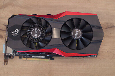 Nvidia Asus Geforce GTX 780 TI 3GB GDDR5, Top Zustand!
