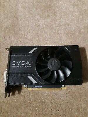 EVGA NVIDIA GeForce GTX 1060 6GB, perfect working condition