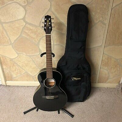 Takamine EG MINI Acoustic/Electric Parlor Guitar & Gigbag EGMINI