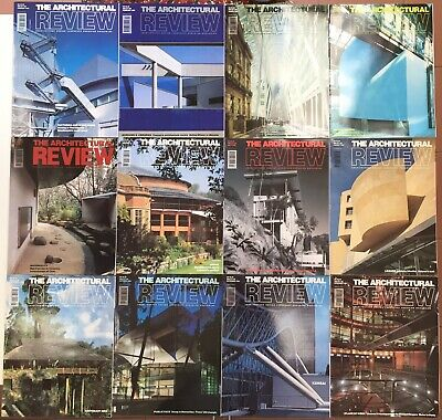 Architectural Review 1994.  All 12 issues.