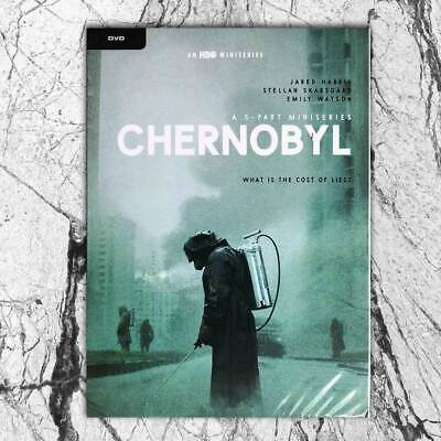 Chernobyl Hbo 5 Part Mini Series Dvd Brand New Sealed Jared Harris Emily Watson