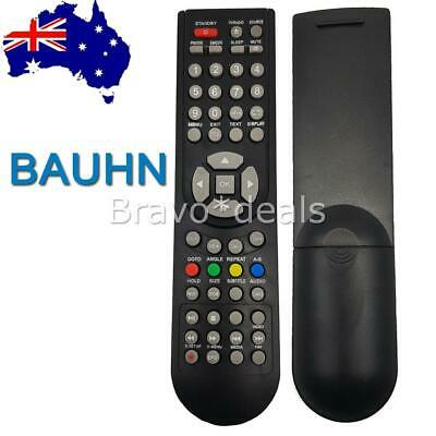 Replacement Bauhn Remote Control Atv-32Hdc1N Atv-24Lec3 Atv-50Fhd5 Led Tv