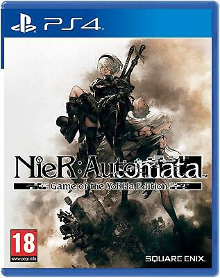 NieR: Automata (Game of the YoRHa Edition) (PS4) (New) - (Free Postage)