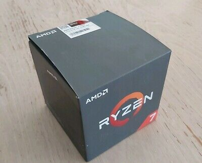 AMD Ryzen 7 1700 Processor with Wraith Spire LED Cooler (YD1700BBAEBOX) 8 cores