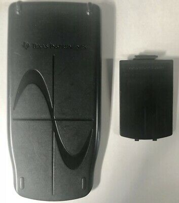 For Texas Instruments TI-83 Plus Slide Cover and Battery Back Replacement Parts