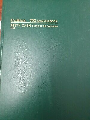 Collins 700 Analysis Book