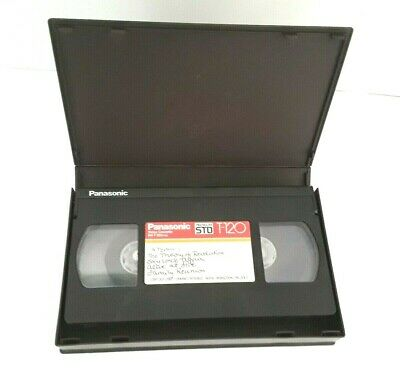 VHS Tapes A-Team TV Show Series episodes Blank Recording