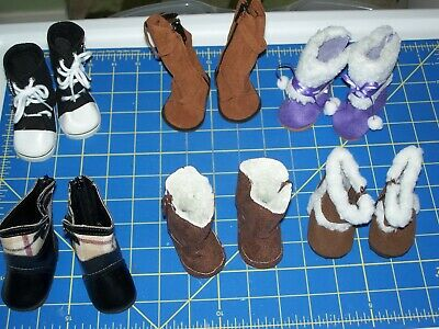 """**SALE on NEW** Doll Boots for 16"""" - 18"""" dolls as American Girl Dolls"""