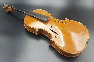 Ancien Violon Copy Of Antonius Stradivarius Made In Germany Antique Old Violin