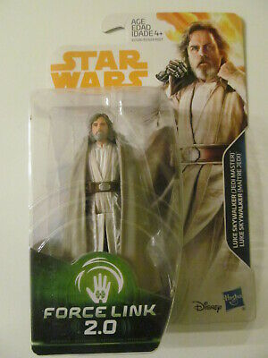 Solo: A Star Wars Story - 3.75 Inch Toy Figure - Luke Skywalker (Jedi Master)
