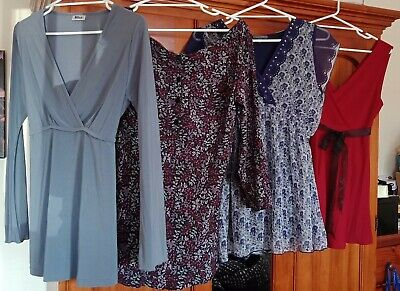 Assorted size 14/M maternity tops