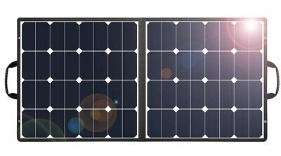 outdoor Foldable 120W Solar Panel Charger für Generator/USB MobilePhone&Laptop
