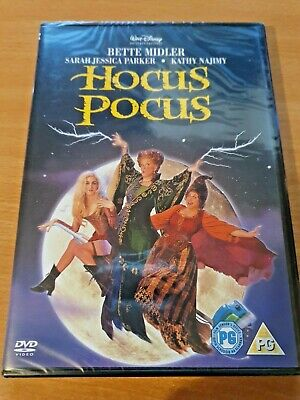 *New & Sealed* DVD - Walt Disney's Hocus Pocus - UK Region 2