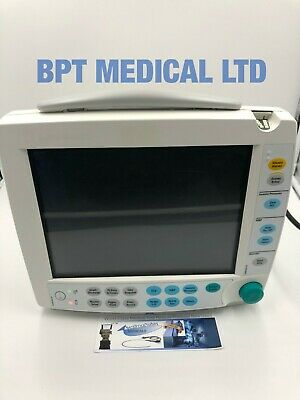 Datex-Ohmeda S/5 FM Anesthesia Monitor PATIENT MONITOR F-FM-00 Damage