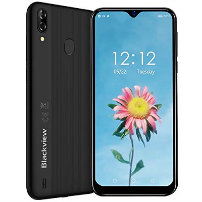 4G Mobile Phone, Blackview A60 Pro UK Version, 3GB RAM + 16GB ROM, Android 9.0,