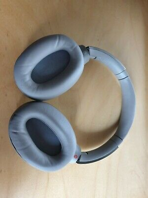 Sony Bluetooth Wireless Noise Canceling Headphone MDR-1000X for Media & Calls