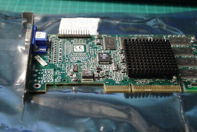 3Dfx Voodoo 3 2000 16 MB AGP Video graphic Card  Vintage