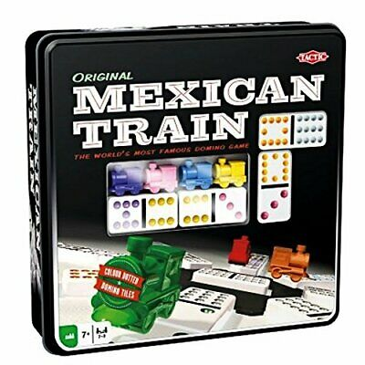 Tactic Mexican Train - The World's Most Popular Domino Game