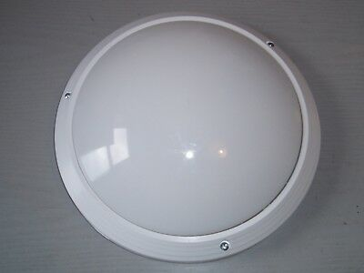 Deluce Lighting 16W Energy Saving Bulkhead Fitting, Ip55