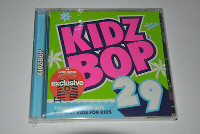 NEU: KIDZ BOP 29 - Sung by Kids for Kids