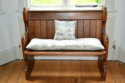 Vintage Church Pew/Bench
