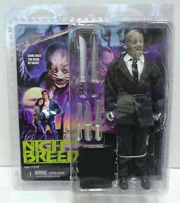 """Neca Nightbreed DECKER Movie 8"""" inch Clothed Action Figure (2019) Mint Package"""