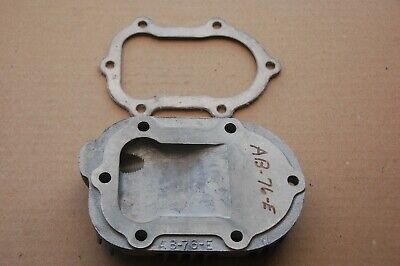 Wisconsin Engines Ab-76E Cylinder Head & Gasket