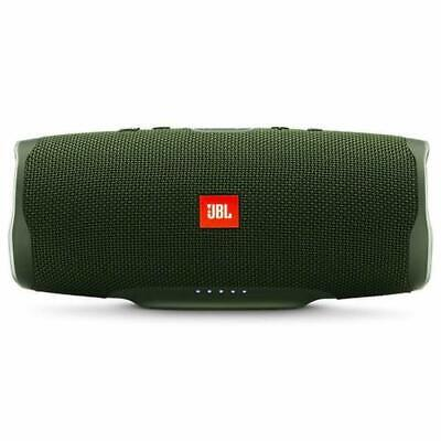 JBL Charge 4 Portable Wireless Bluetooth Speaker Green (JBLCHARGE4GRNAM)