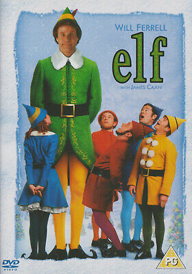 Elf (Dvd) Will Ferrell Christmas New & Sealed