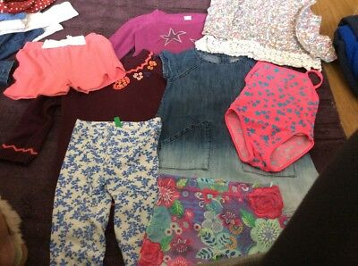 girls clothes bundle 2-3 years
