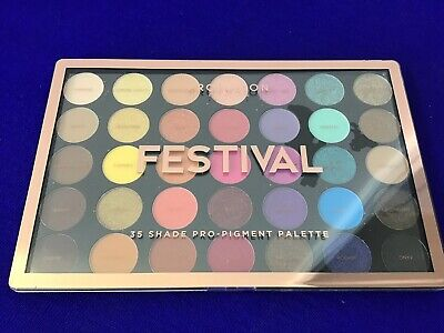 New Festival Profusion Cosmetics 35 Shade Eyeshadow Pro Palette Collection