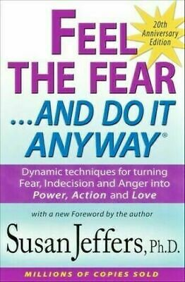 Feel The Fear and Do It Anyway by Susan Jeffers (P-D-F)