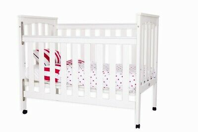 Sunbury children's cot /crib / toddler bed, 2-in-1, from baby to toddler