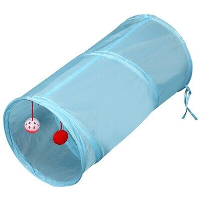 1 Way Pet Tunnel Toy Breathable Dog Cat Game Channel Puppy Kitten Play Tool
