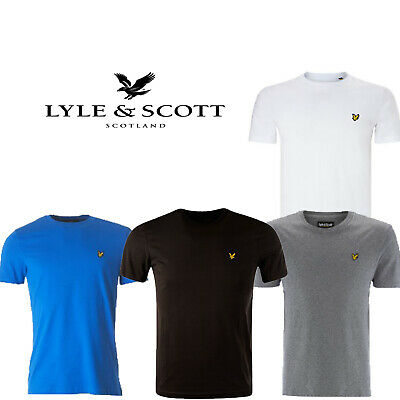 Lyle and Scott Polo Men's Crew Neck Short Sleeve T-Shirt On Sale