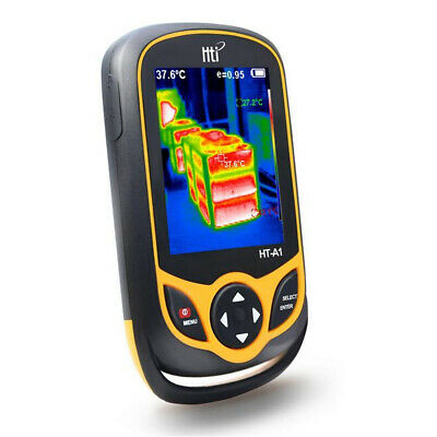 HTI HT-A1 3.2'' Full View TFT Screen Infrared thermometer Thermal Camera Imager