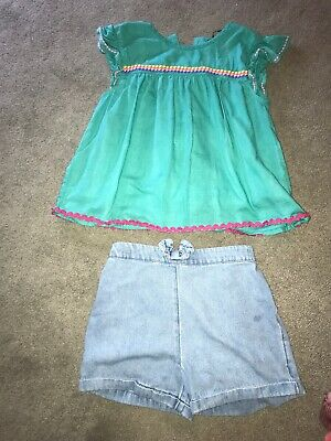 Girls George Outfit Age 5/6 Years