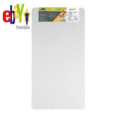 Safety 1st Sweet Dreams Crib Toddler Mattress Baby Bed White Waterproof *NEW*