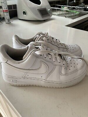 Nike air force 1 white Size 6