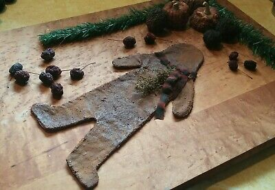 PRiMiTiVE Gingerbread Man Spiced Flatty GB Man Christmas Ornie HM Ornie