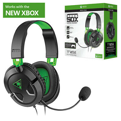Turtlebeach Turtle Beach Ear Force Recon 50X Wired Headset NEW