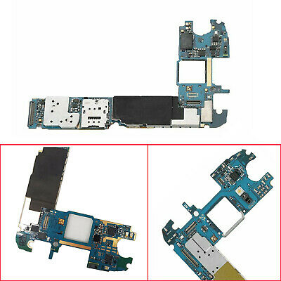 Main Mainboard Motherboard Replacement Parts for Samsung S6 G920T 32GB Unlocked