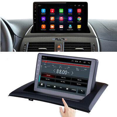 "Android Radio 9"" Stereo MP5 GPS Navigation Wifi 1+16GB For 2004-2012 BMW X3 E83"