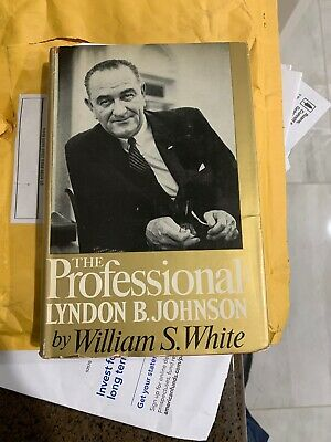 El Profesional: Lyndon B. Johnson Por WILLIAM S.Blanco Firmado
