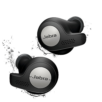 Jabra Elite Active 65t True Wireless Sport Earbuds