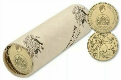 1 X Australia 2016 $1 (One Dollar) Changeover Of Decimal -Official Ram Mint Roll