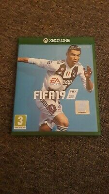 Xbox One Game - FIFA 19 (Standard Edition)