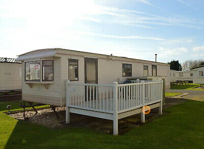 Cosalt Carlton 8 Berth 3 Bed Static Caravan on BUTLINS Skegness 35x10 For Sale