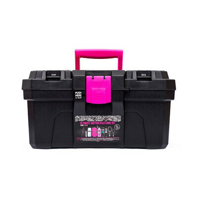 Muc-Off Ultimate Motorcycle Cleaning Kit ***Now £59.99***