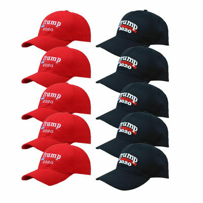 1pc Donald Trump 2020 Keep Make America Great Cap President Election Hat Red